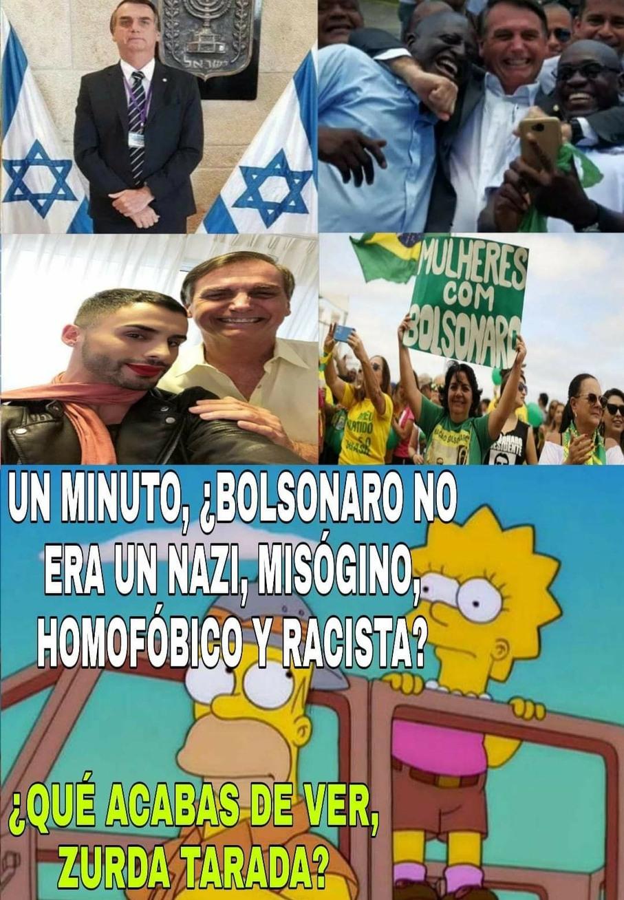Bolsonaro - meme