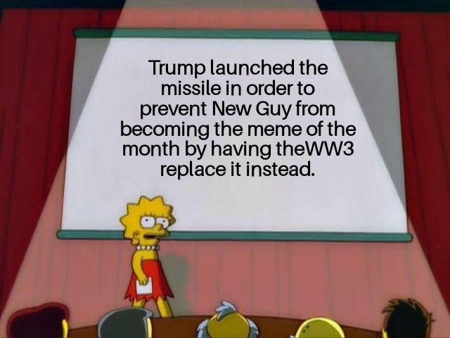 The biggest conspiracy of 2020 - meme