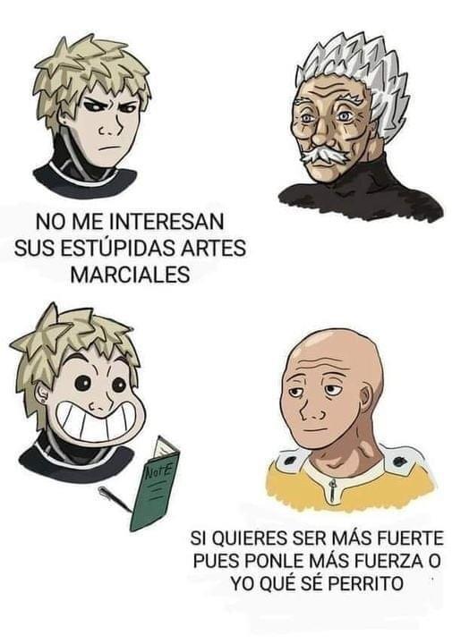 Artes Marciales! - meme