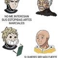 Artes Marciales!