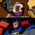 Eu sou o Batman