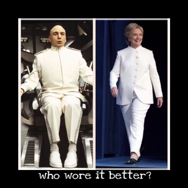 who wore it better? - meme