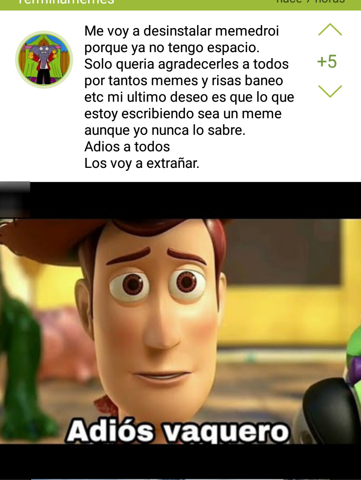 Meme sad