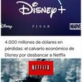 Netflix se recupera