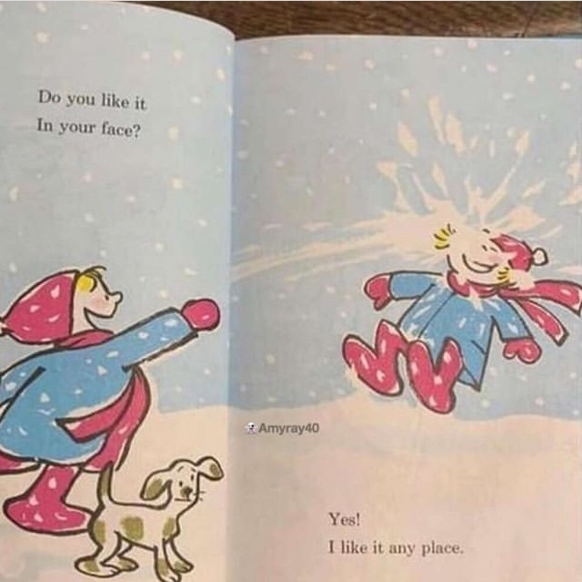 Childrens book - meme