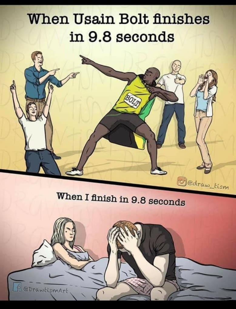 Faster than a speeding train - meme