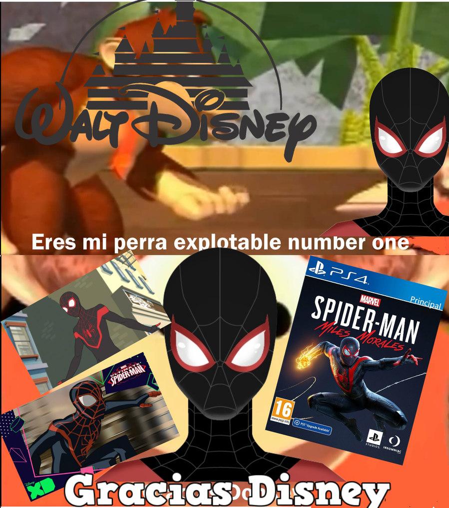 Spider-Man Negro - meme