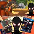 Spider-Man Negro