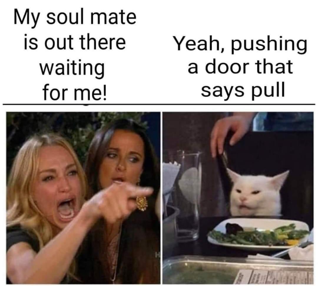Perfect match - meme