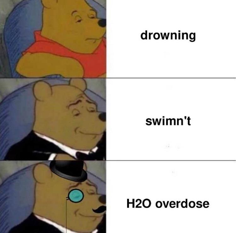 overdose - meme