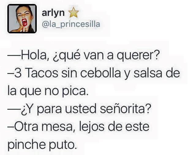 Tacos wey - meme