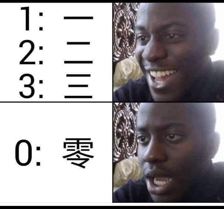 Learning Japanese like - meme