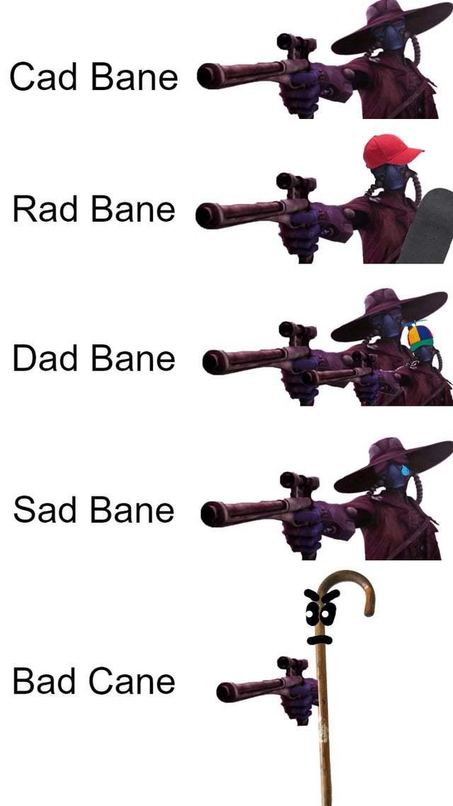 bane - meme