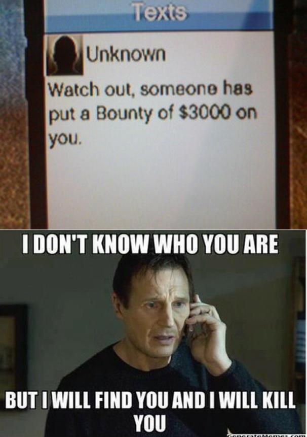 GTA 5 bounty - meme