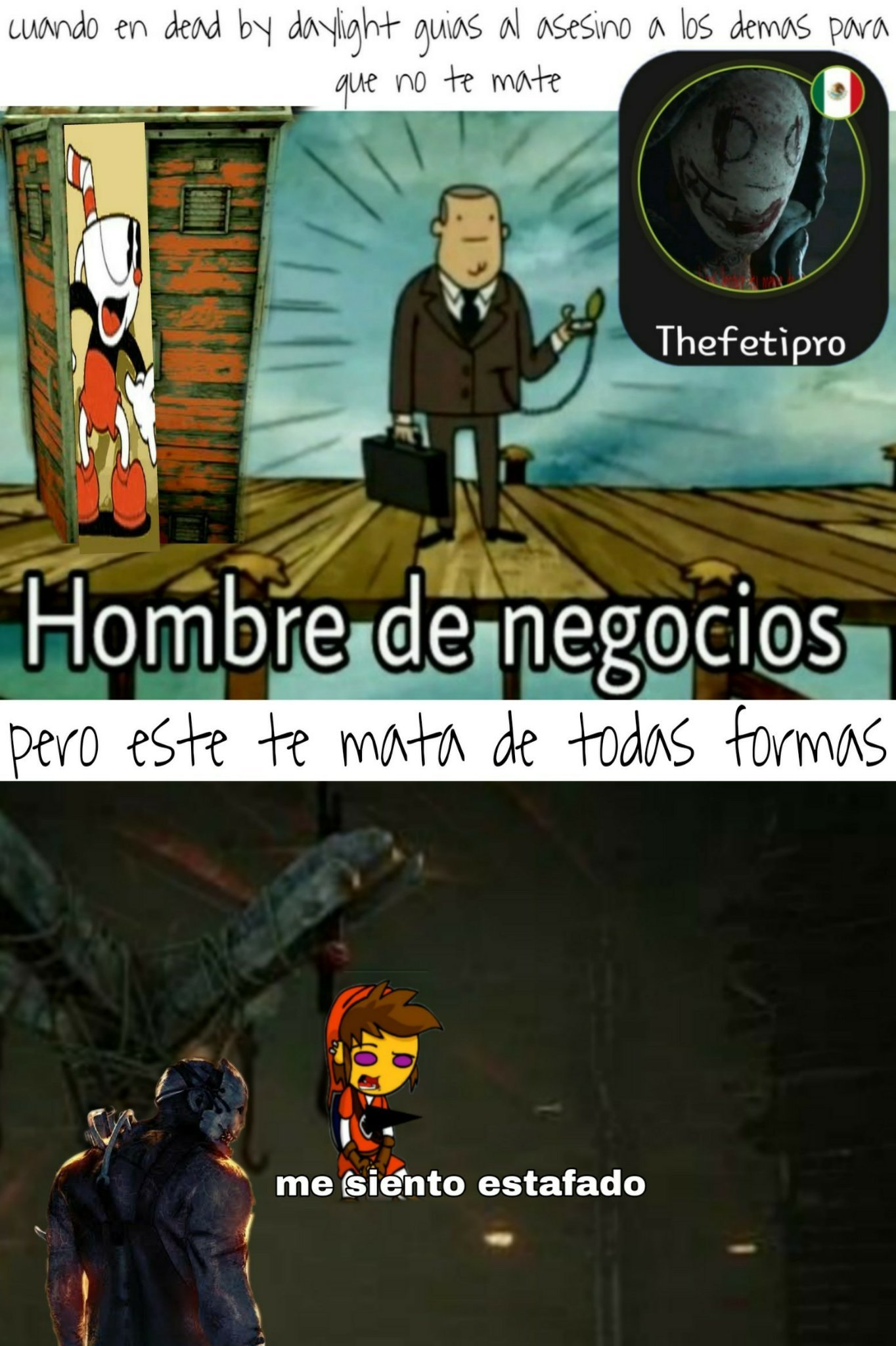 Dead by daylight - meme