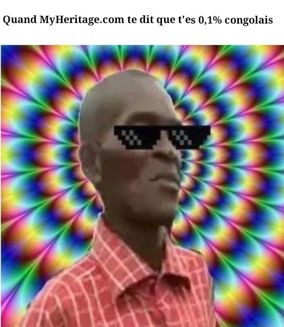 Le monsieur fidèle - meme