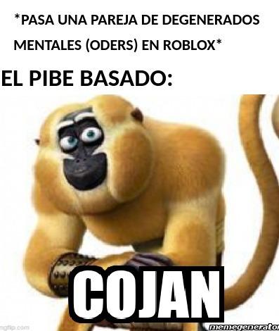 EL PIBE VIRGEN - meme