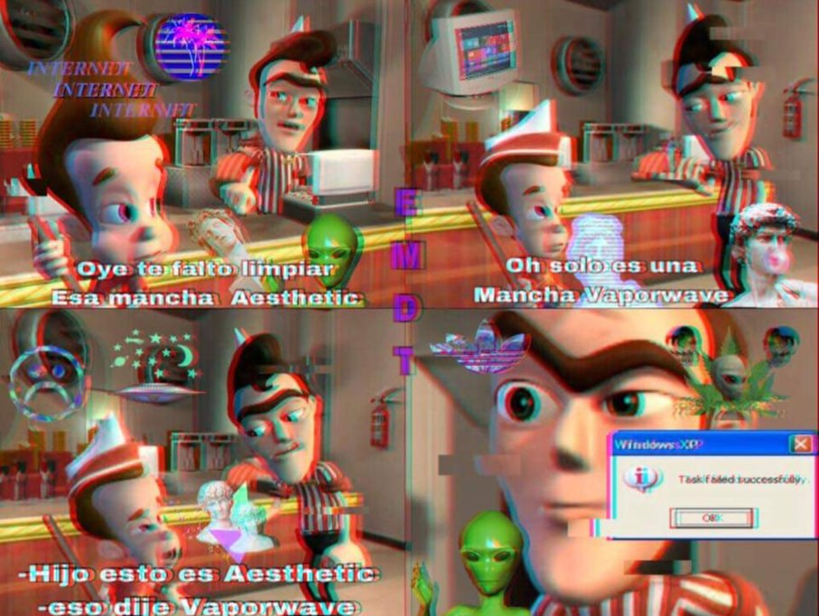 meme vaporwave