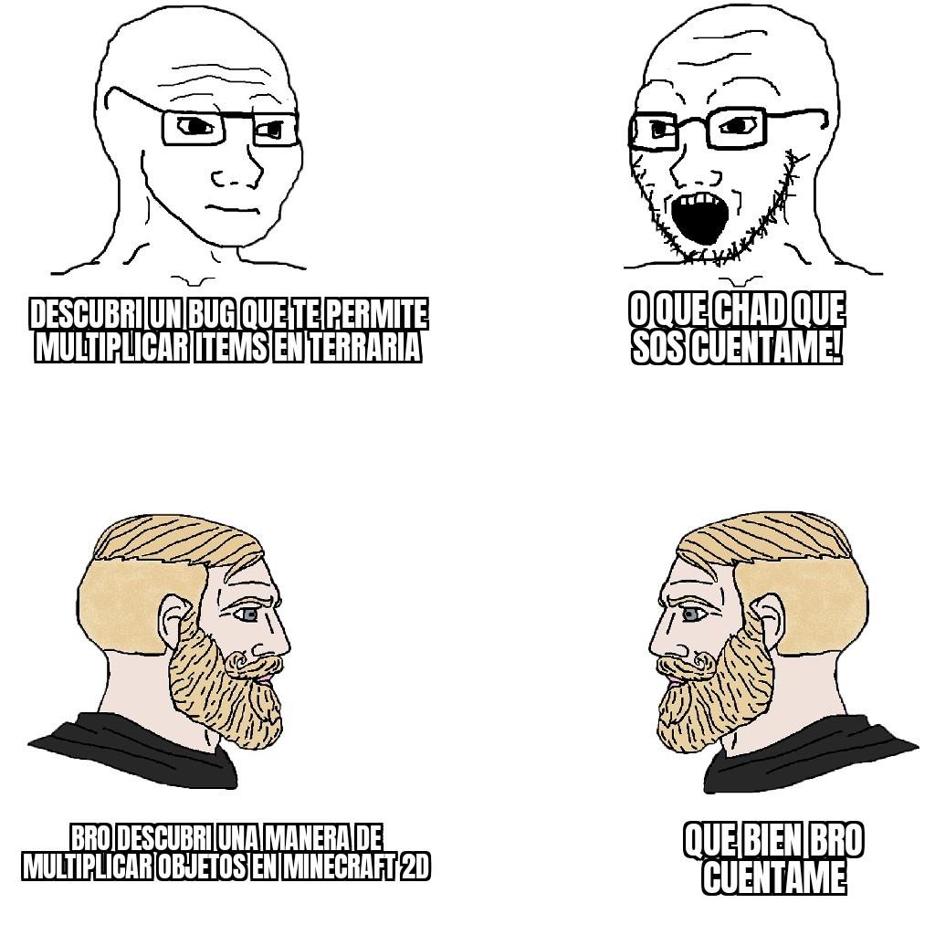No es joda de verdad encontre una forma y creo que en pc tambien funciona - meme