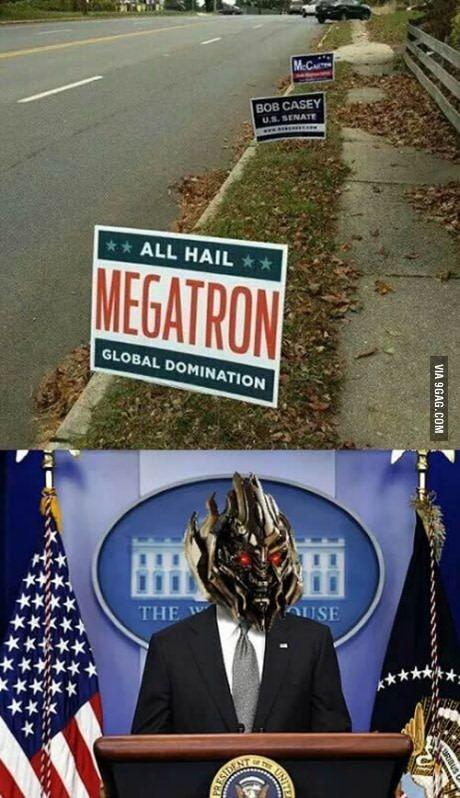 Megatron - meme