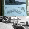 muita cocaina