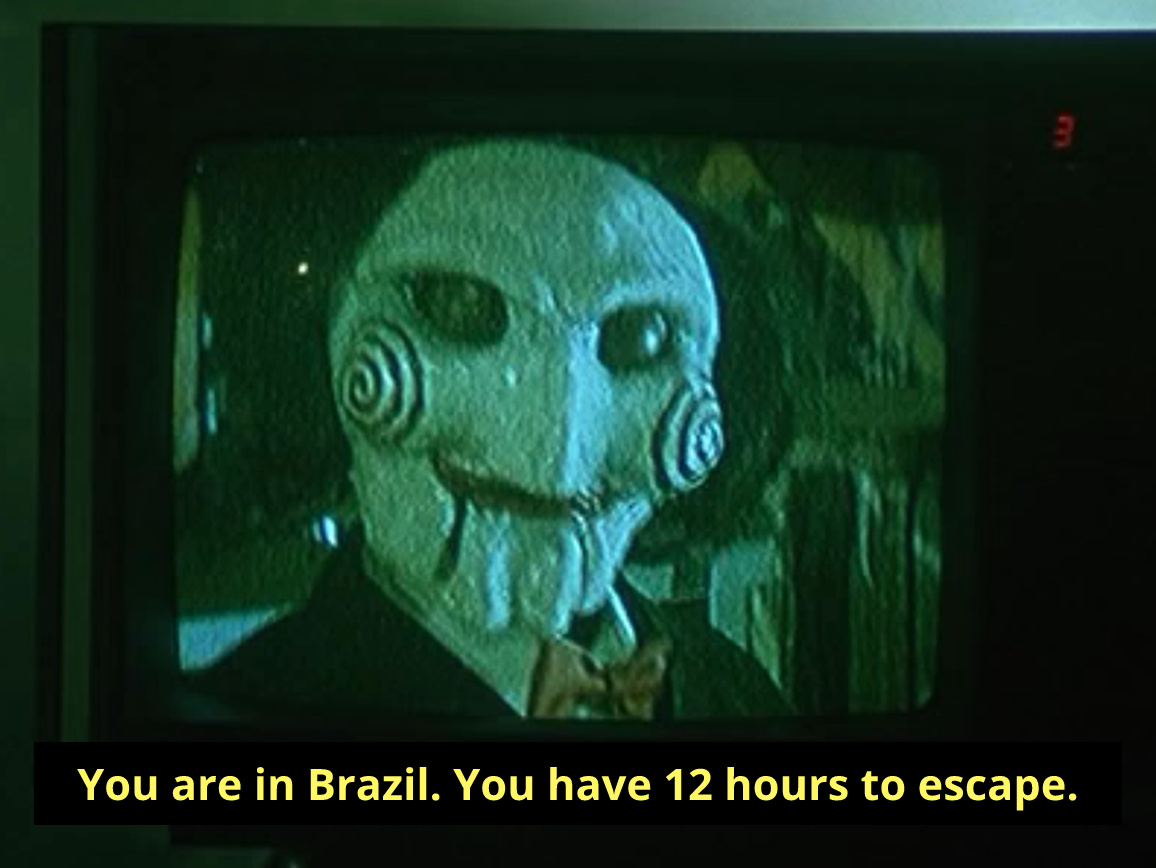 This is You Are Going Brazil Now In - meme