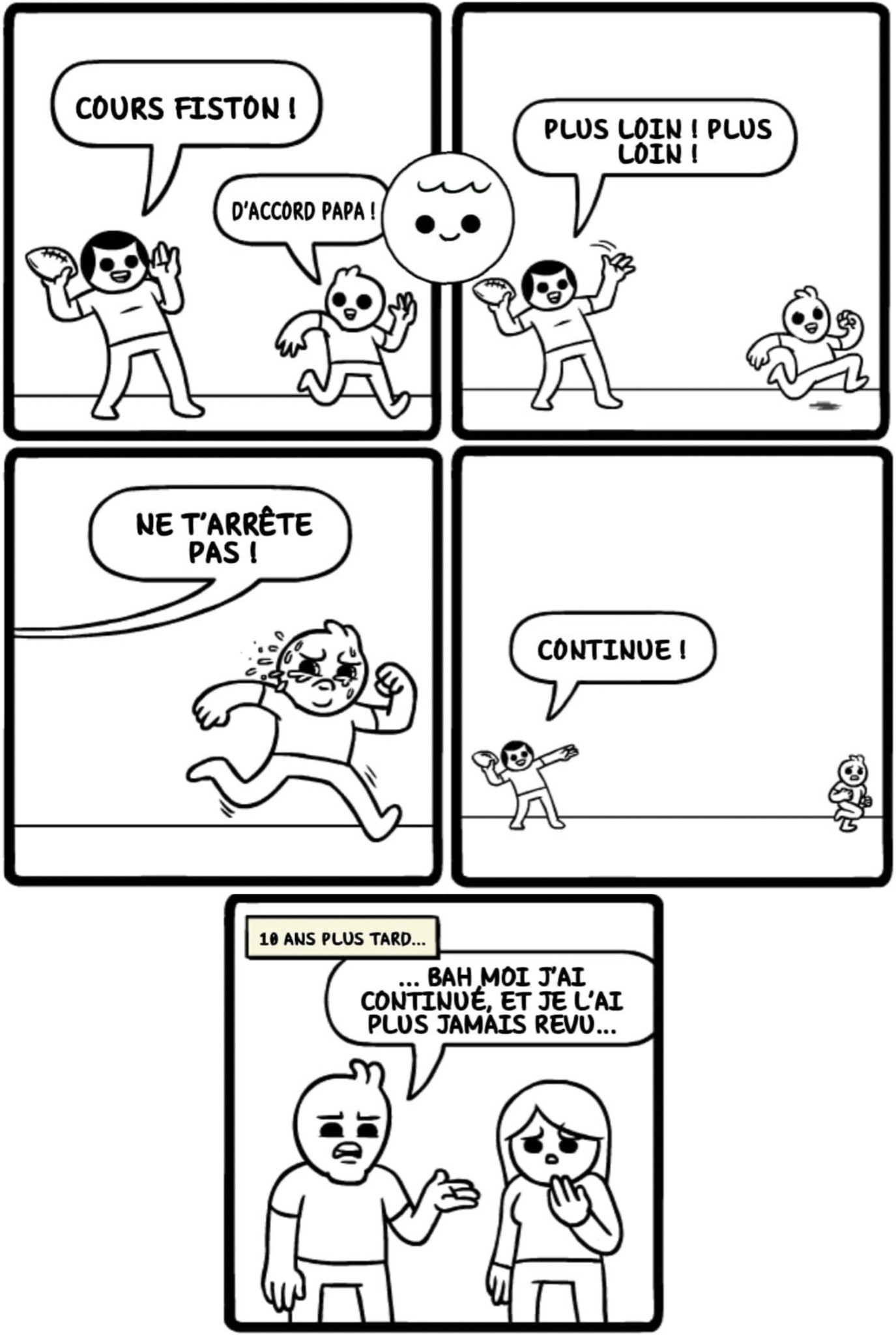 cours forest - meme