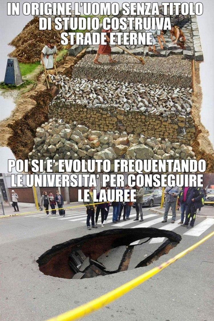 Evoluzione - meme