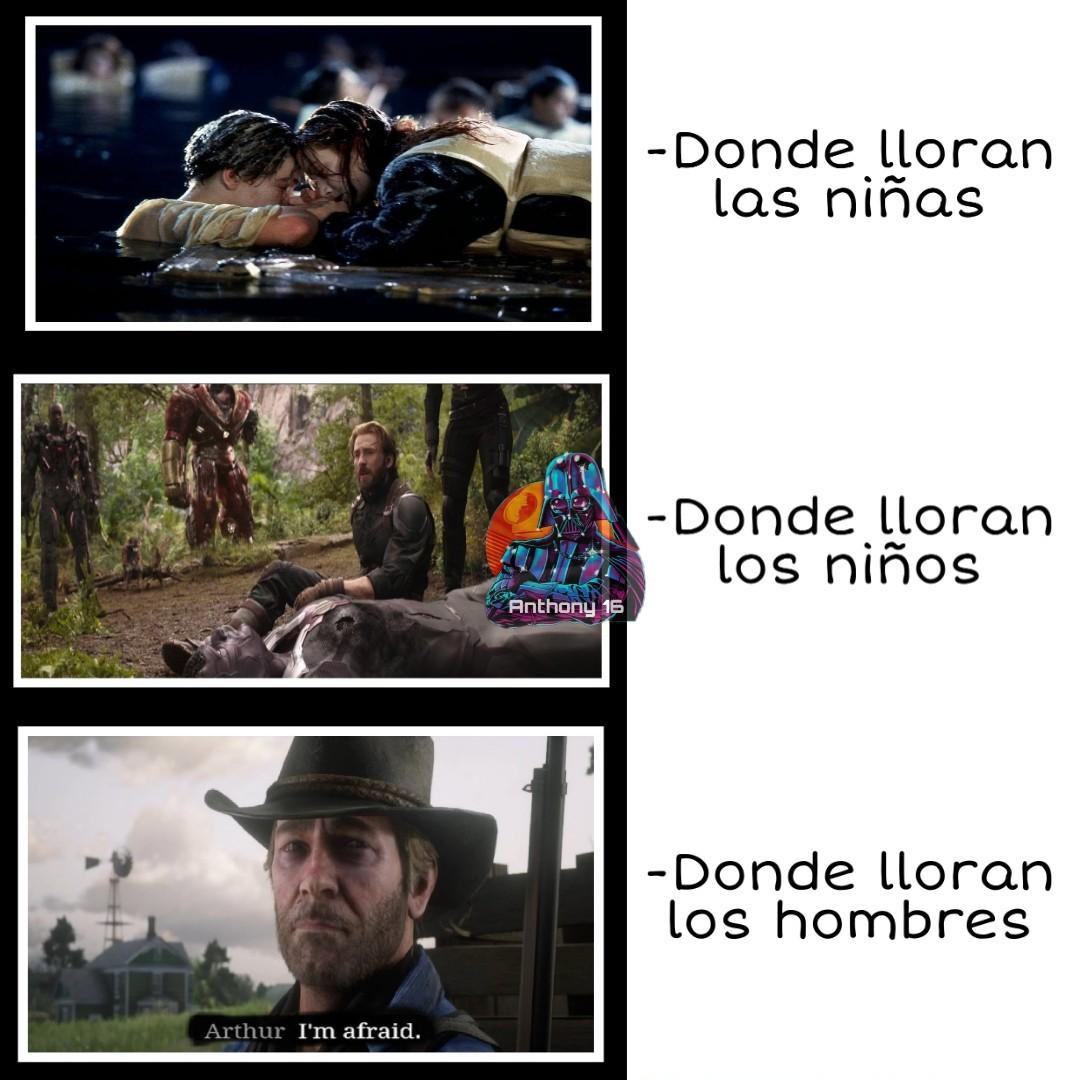 Arthur ;-; - meme