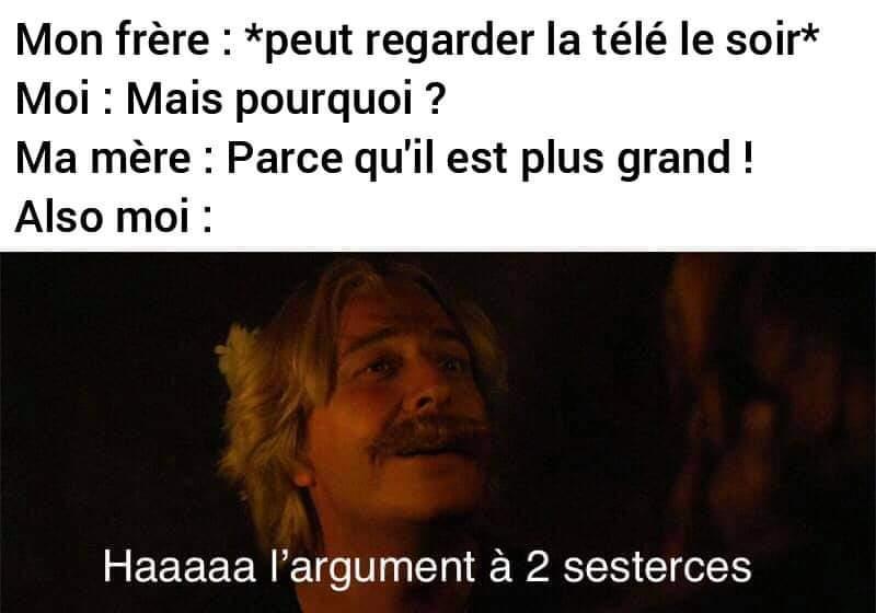 Mission Cleopatre tmtc - meme