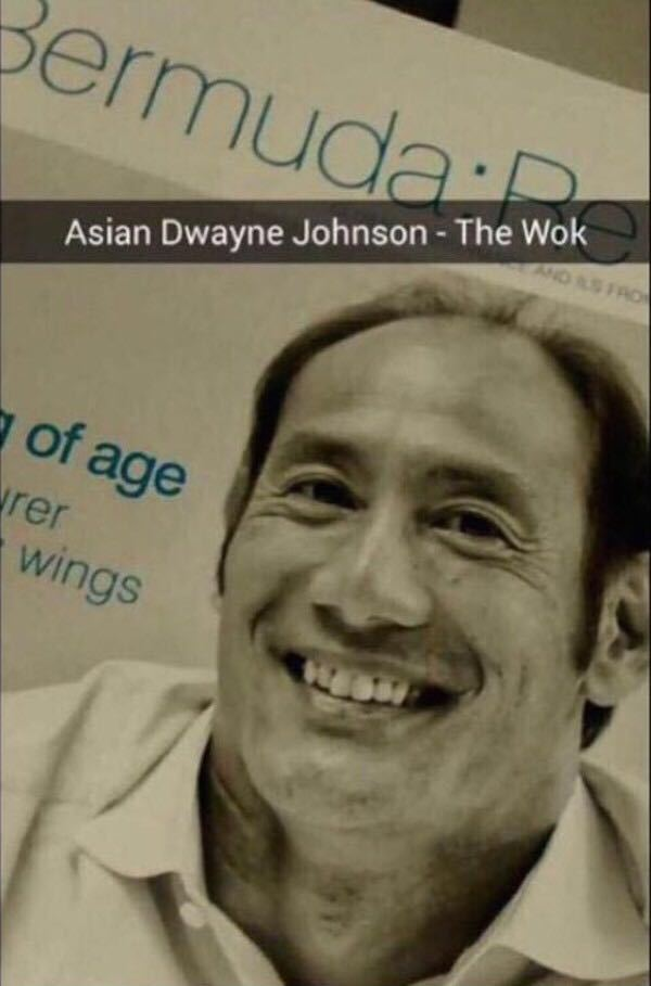 Its the Wok