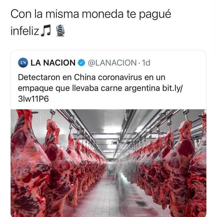 Grande Argentima - meme