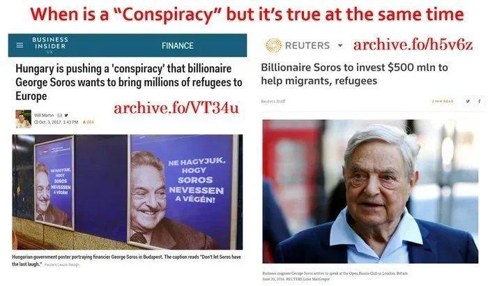 """Conspiracy"" - meme"