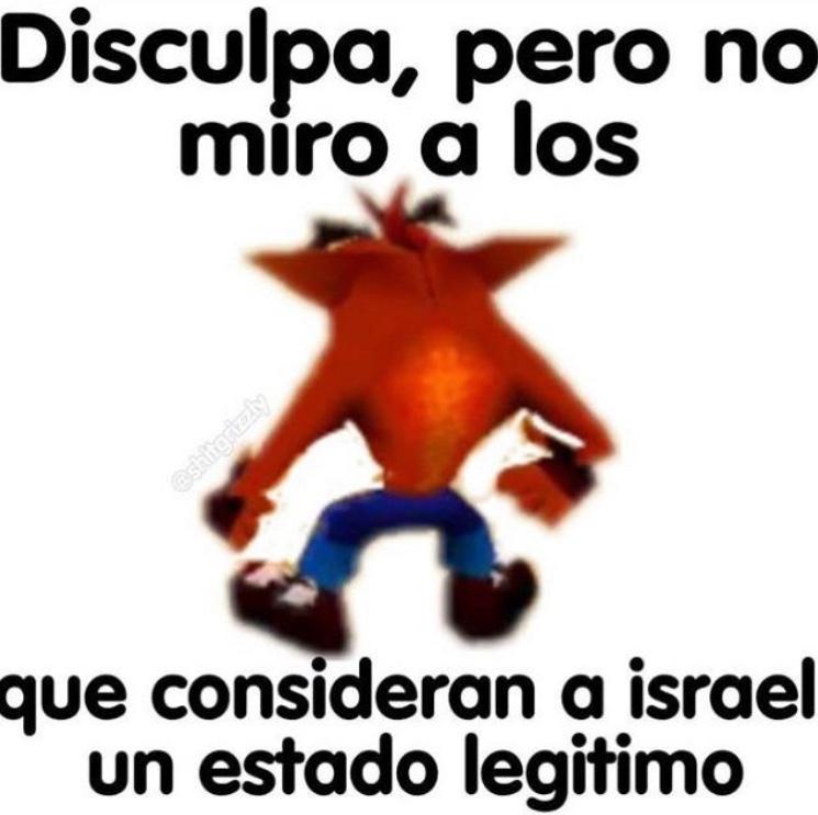 también a Uruguay - meme