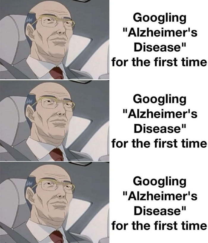 Do i have Alzheimer's? Hmm Do I have Alzheimers? Hmmmm - meme