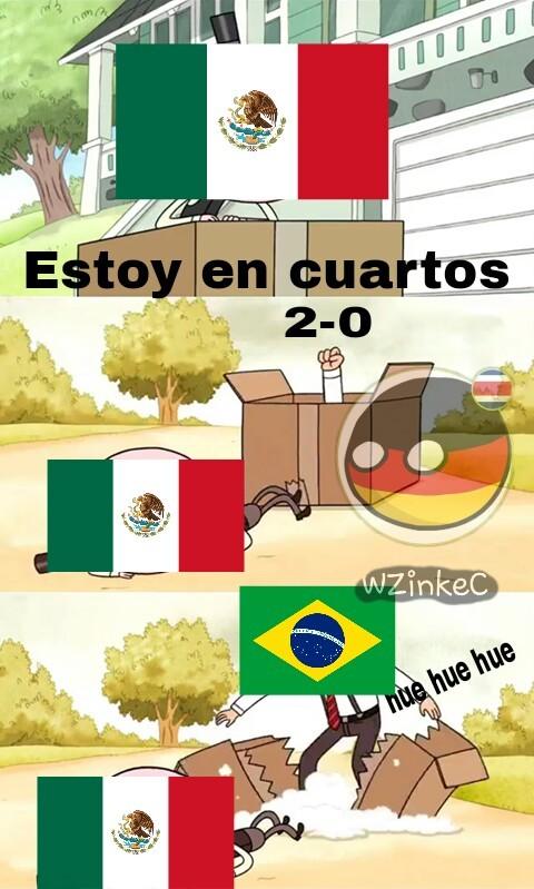 Chao mexico - meme