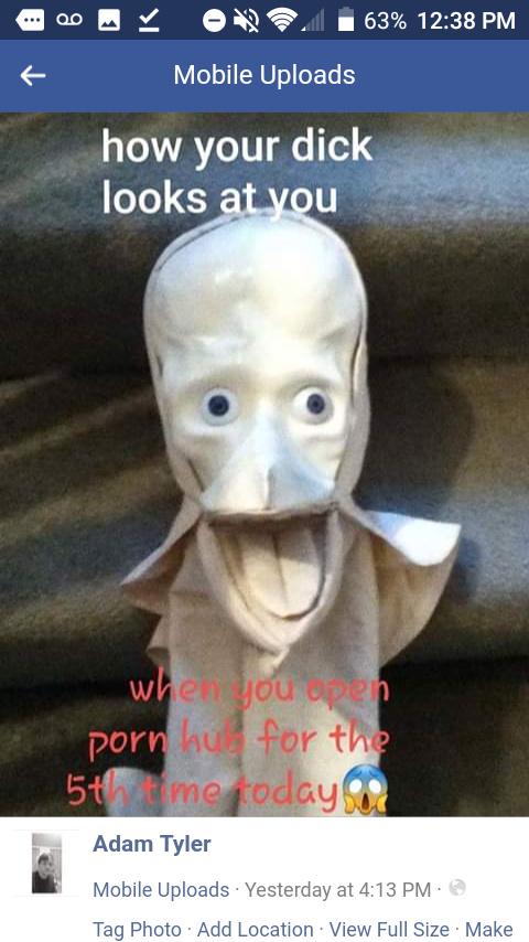 Scaredpenis - meme
