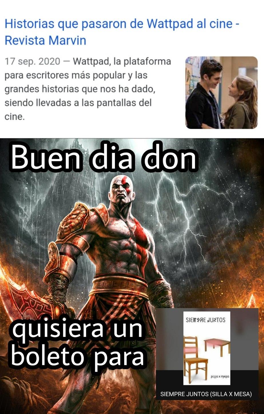 -Hola a todos -General Kenobi - meme