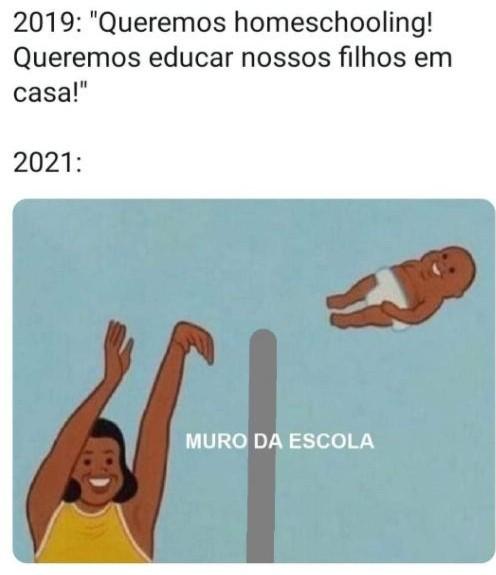Meme escola
