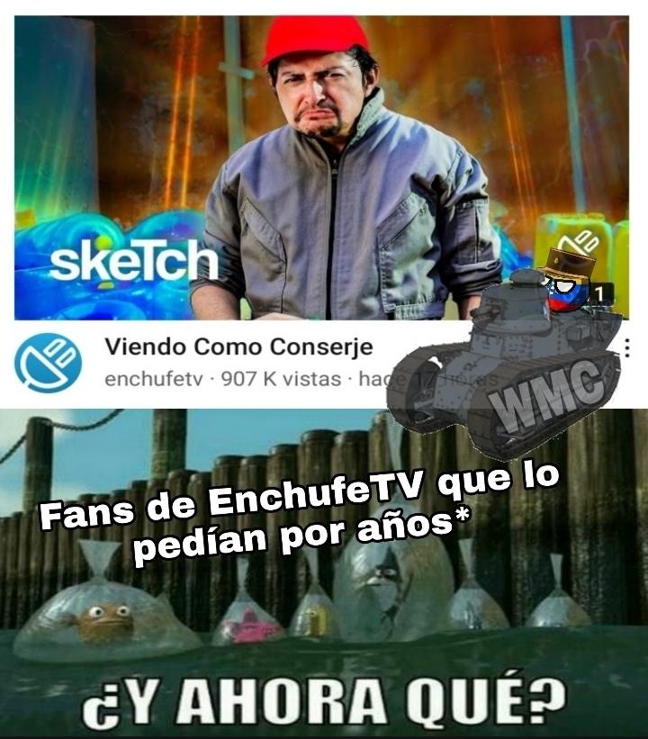 Ahora Viendo Como CHICHICO!!! - meme