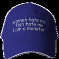 Hats hate me