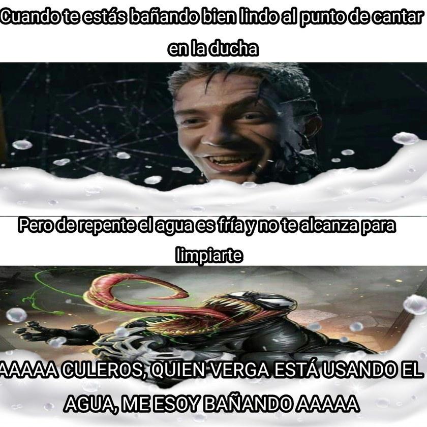 When Agustín :vvv (pegenme un tiro) - meme