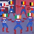 Dato curioso: Holanda fue de hecho el primer país en usar una bandera tricolor