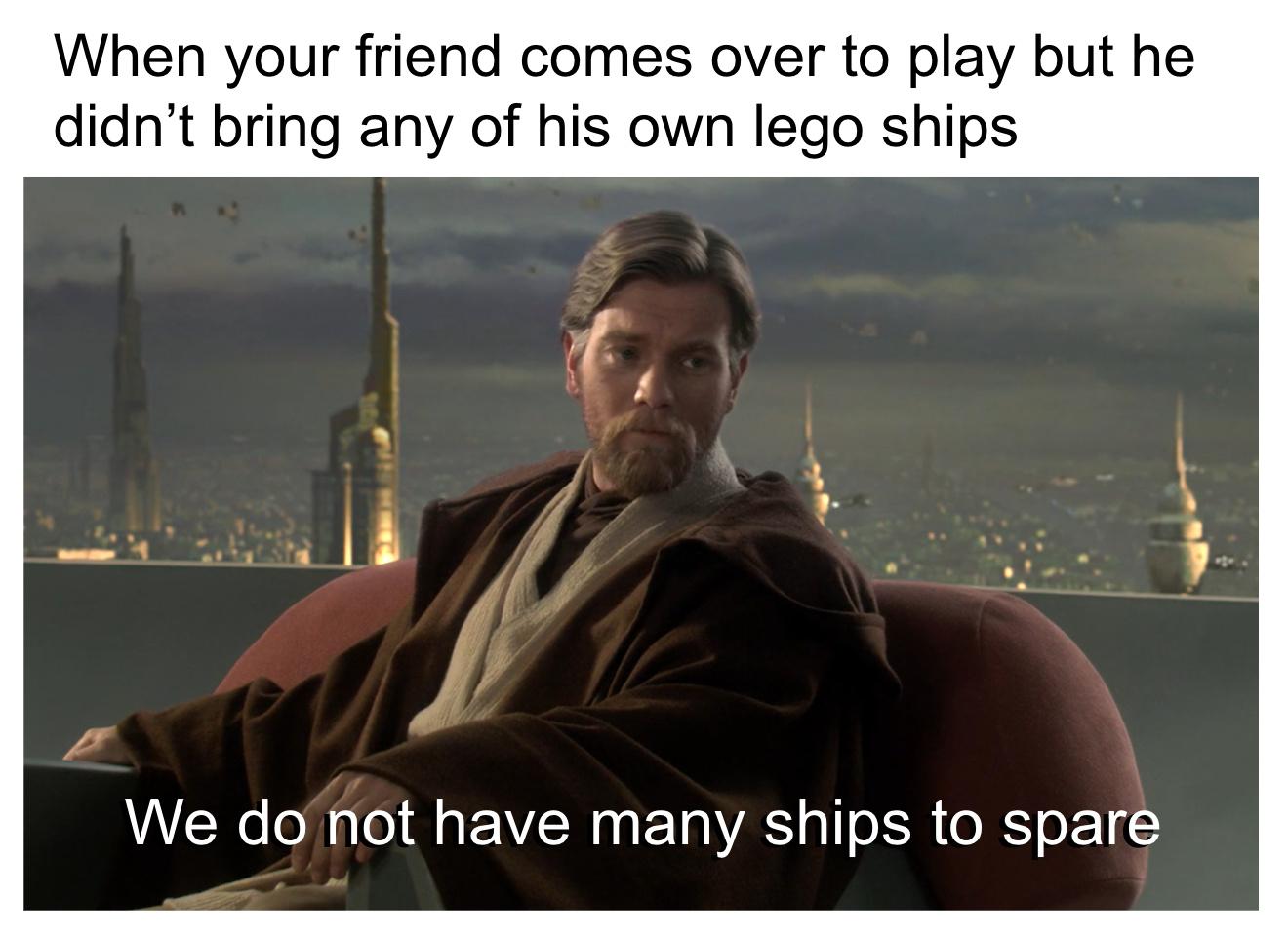 Leggo my lego - meme