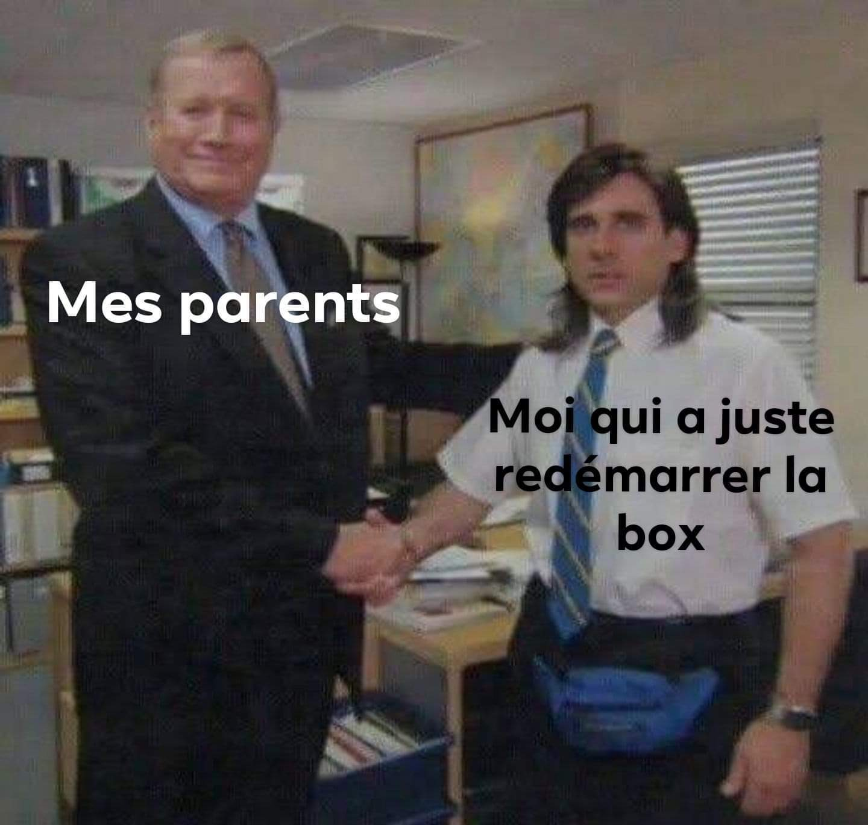 Meme crafté