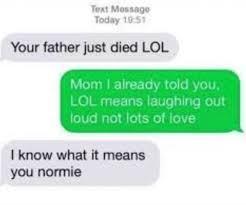 My mom be like - meme