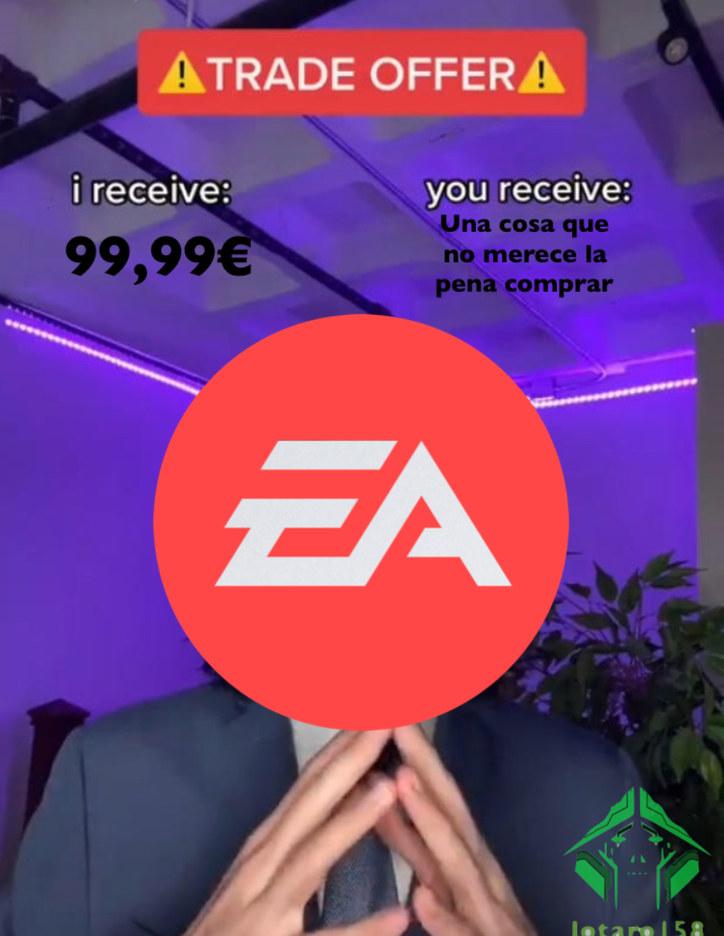 EA be like - meme