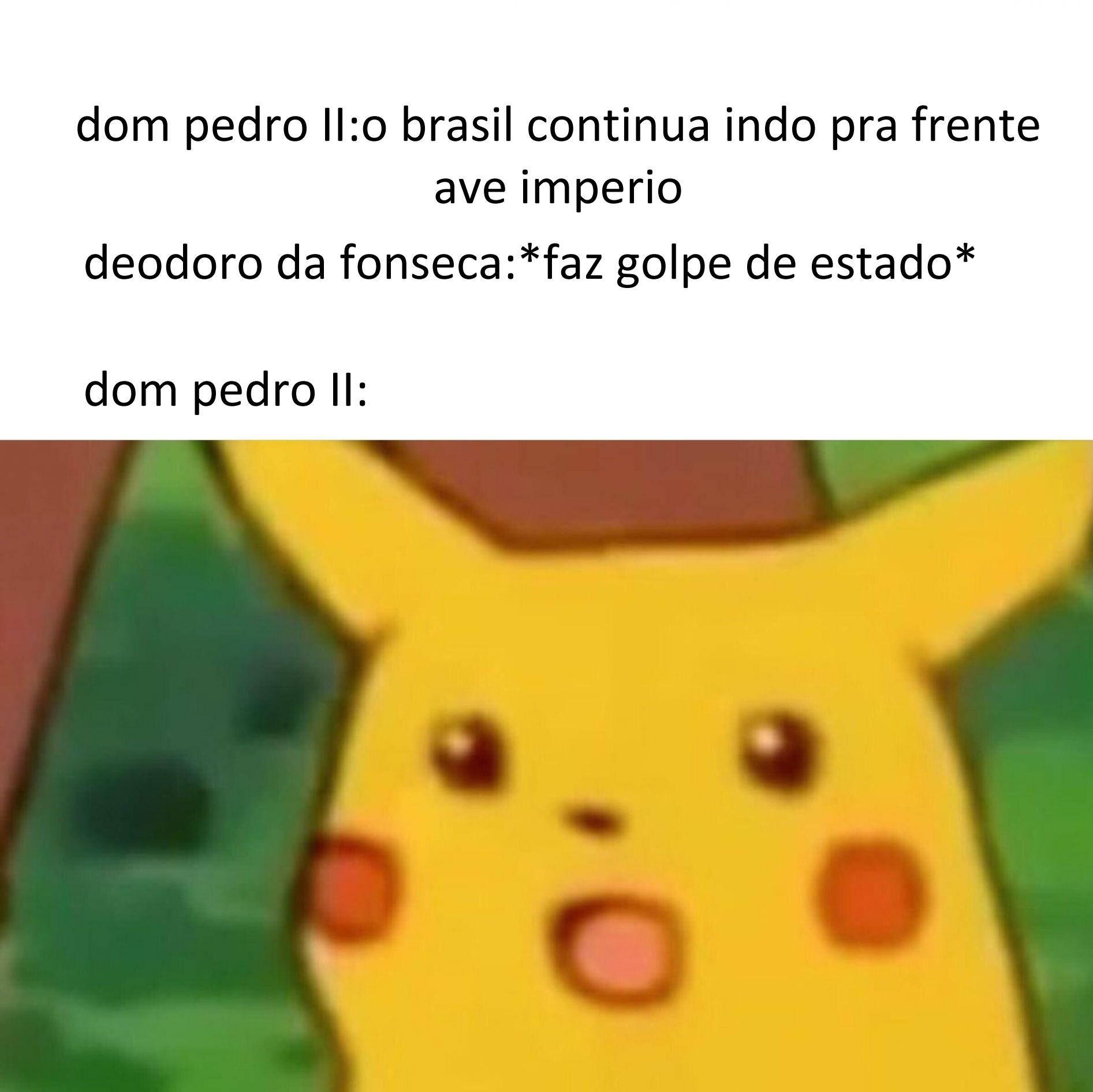 porra deodoro - meme