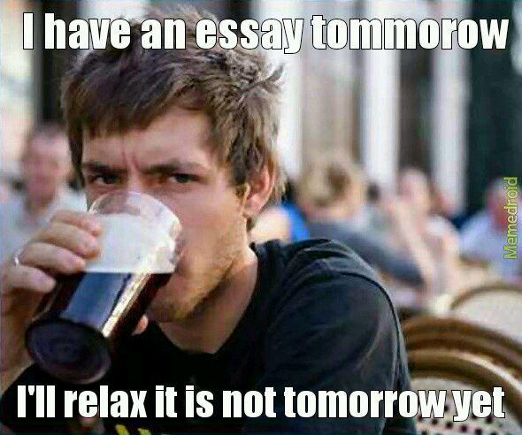 Lazy - meme
