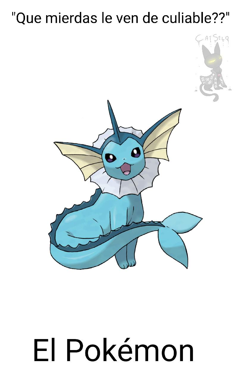 La primera que los pokefilicos me hacen odiar un Pokémon - meme